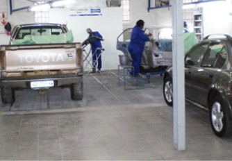 TEC Auto Body Vereeniging